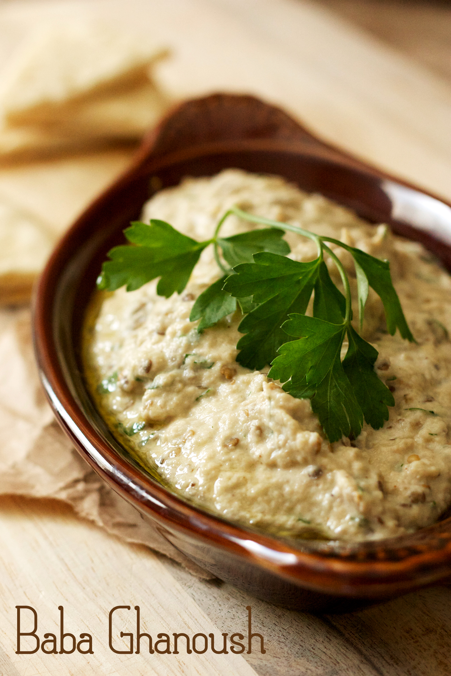 Baba Ghanoush Recipe — Dishmaps