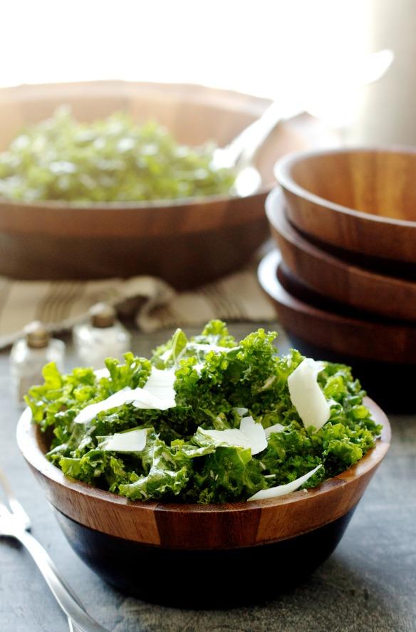 marinated kale salad 2